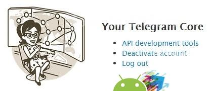آموزش حذف کامل اکانت تلگرام Telegram